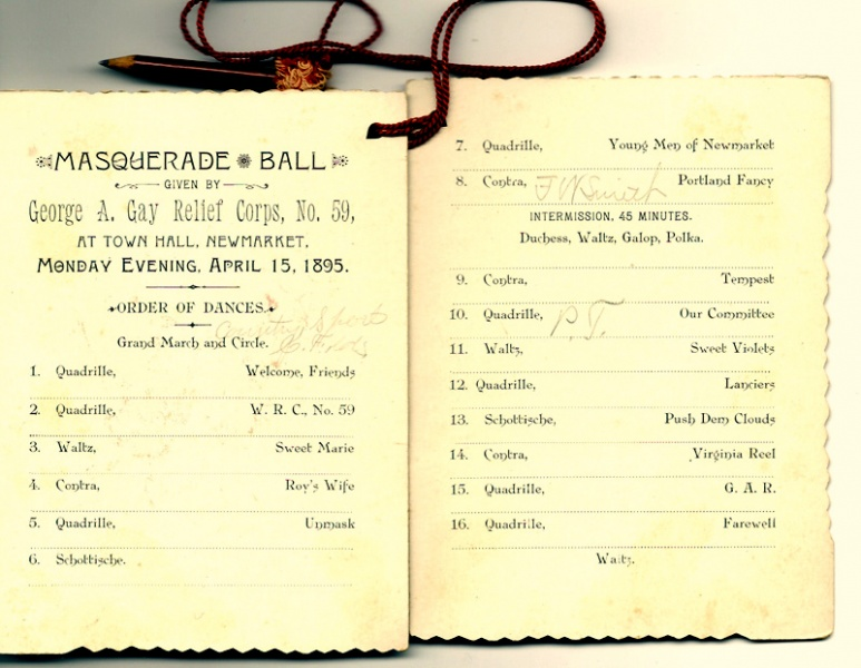 Band.Dance Card, Masquerade Ball,1895.jpg