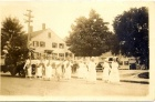 Parade on Main Street by Beech St