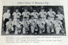 Baseball. High School 1964 team