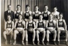 Basketball.  High School team 1938
