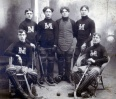 Field Hockey 1902.1-Pete Vance, 2-John Hill, 3-Joe Langlois, 4- Pete Murray,5- Perreault, 6-John Knight..jpg