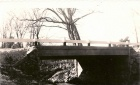 New Haines Bridge 1947, Epping Rd by Harold & Bernice Lang\'s house..jpg
